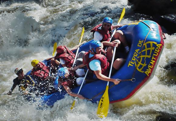 Esportes-Rafting