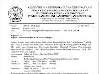 Berikut ini Daftar Nama Guru Yang Diikutsertakan Pada Program PKB di Beberapa Kab/Kota