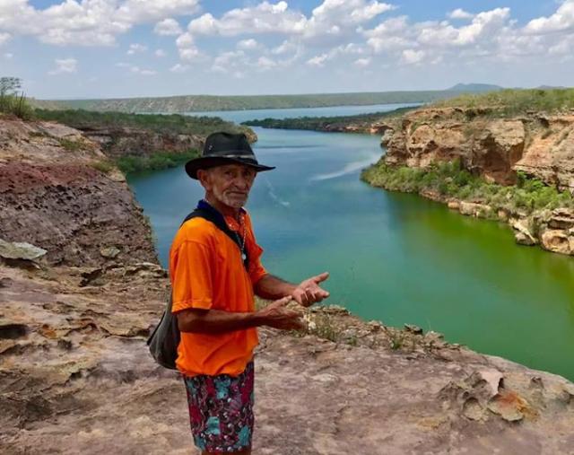 Morador do Assentamento Nova Esperança em Olho D'Água do Casado que estava desaparecido é encontrado morto