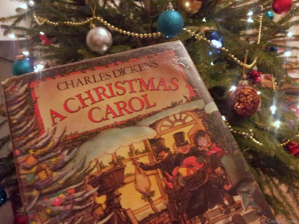 A Christmas Carol Charles Dickens And Holiday Cheer