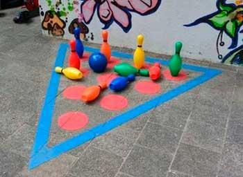 Mi Sala Amarilla: Proyecto y propuestas para mejorar el patio de la ...