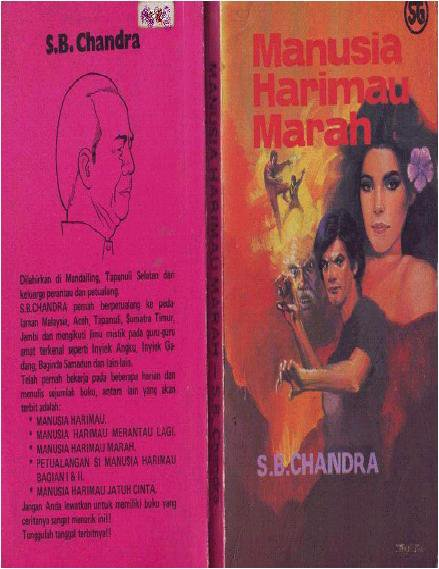 Novel Manusia Harimau Pdf