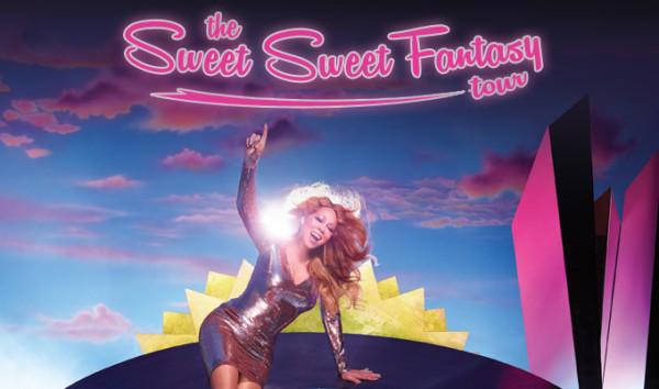 Mariah Carey llegará a Latinoamérica con su tour mundial