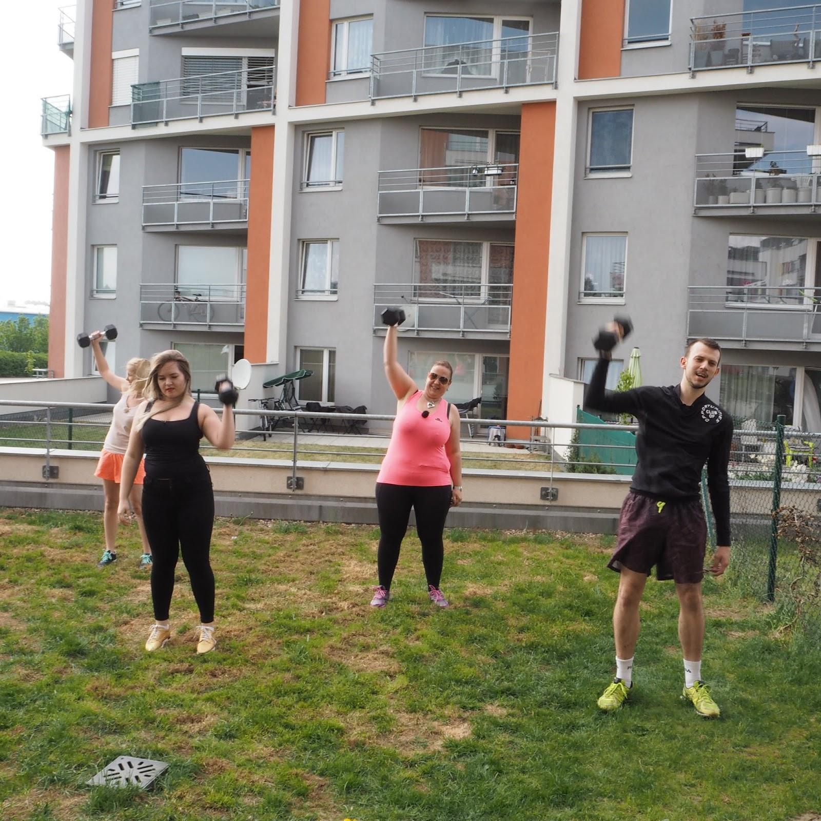 prostřeno aktivity cvičenie