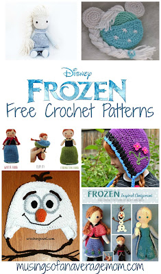 free disney crochet patterns amigurumi