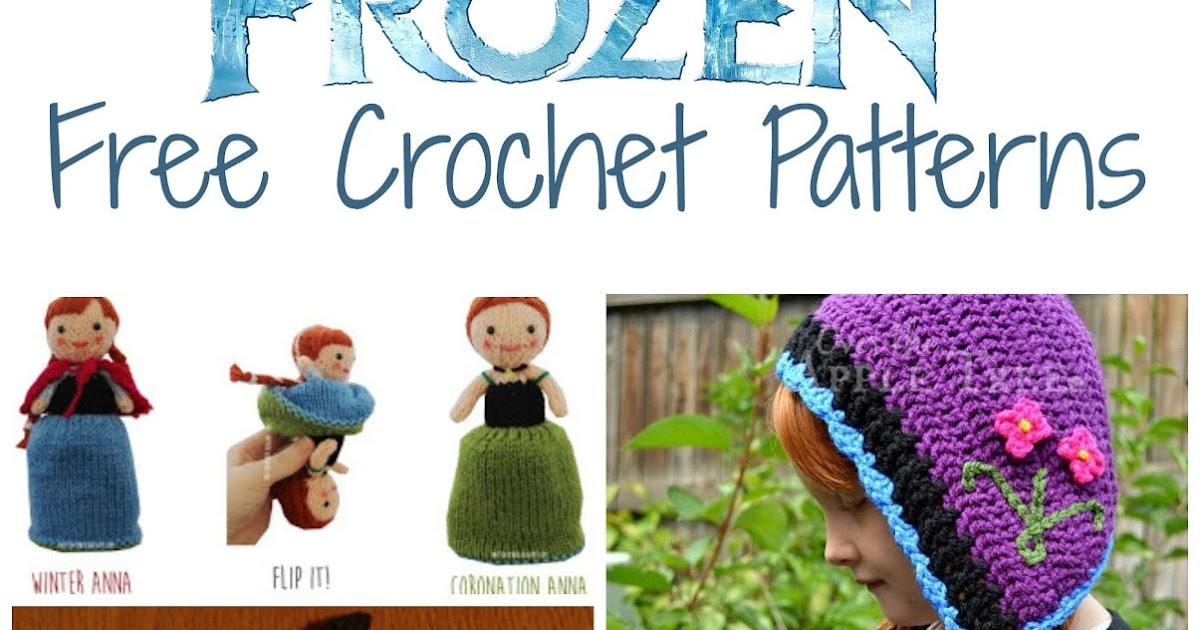 FROZEN Inspired Crochet Creations! – instablogbysheila | 630x1200