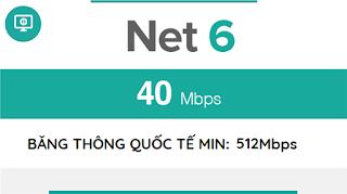 lắp đặt internet cáp quang viettel NET6