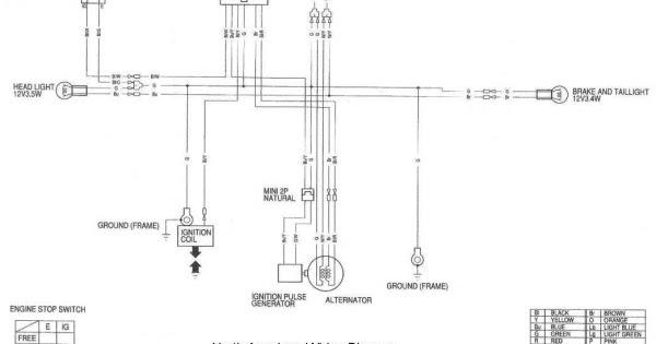 Xr650r Wiring Diagram car block wiring diagram
