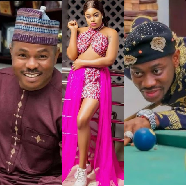 Three Nigerian Celebrities Celebrating Their Birthday Today 1st Of February
