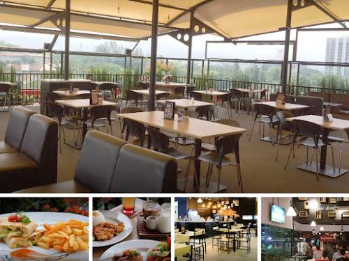 Seventh Dose Cafe Bandung