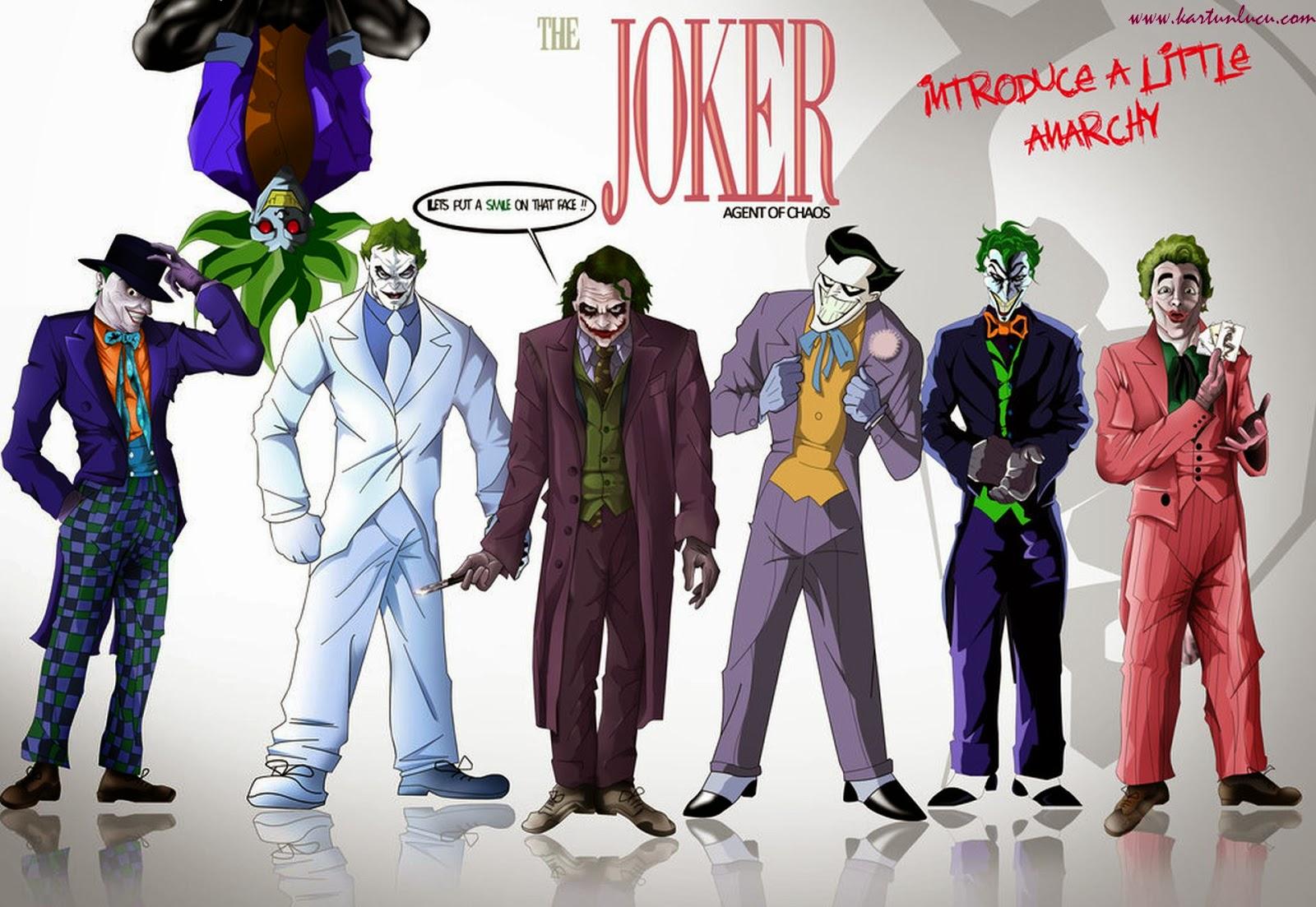 ✓ Terbaik Gambar Gambar Joker Kartun