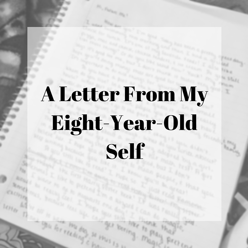 A letter to my 25 year old self