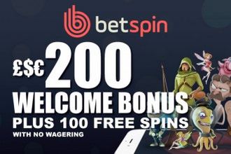Betspin Casino Screen