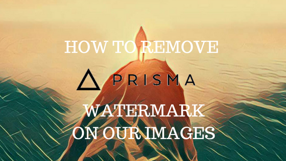 Prisma Watermark Blog Post