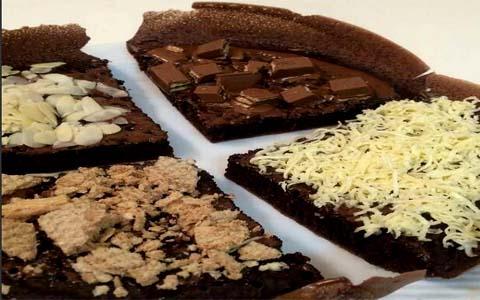 pengembang kue brownies