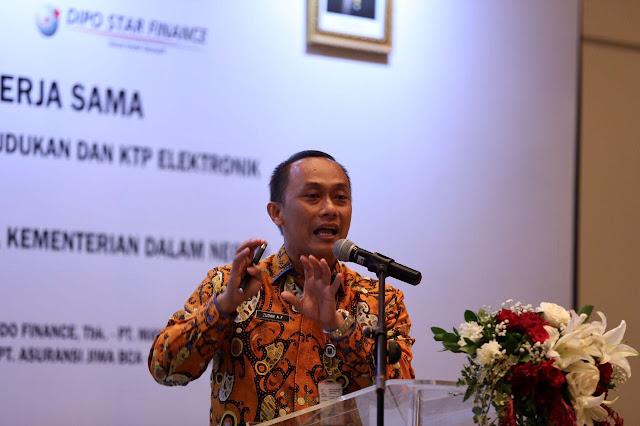 Kota Jayapura dan Bandung Jadi Contoh Untuk Pelayanan Cepat Data Kependudukan