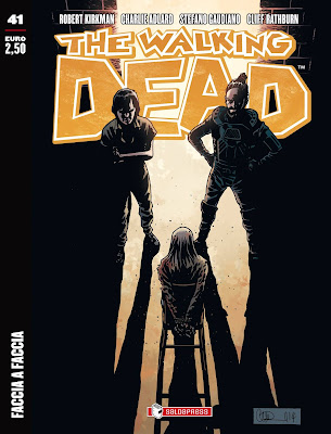 The Walking Dead #41 - Faccia a faccia