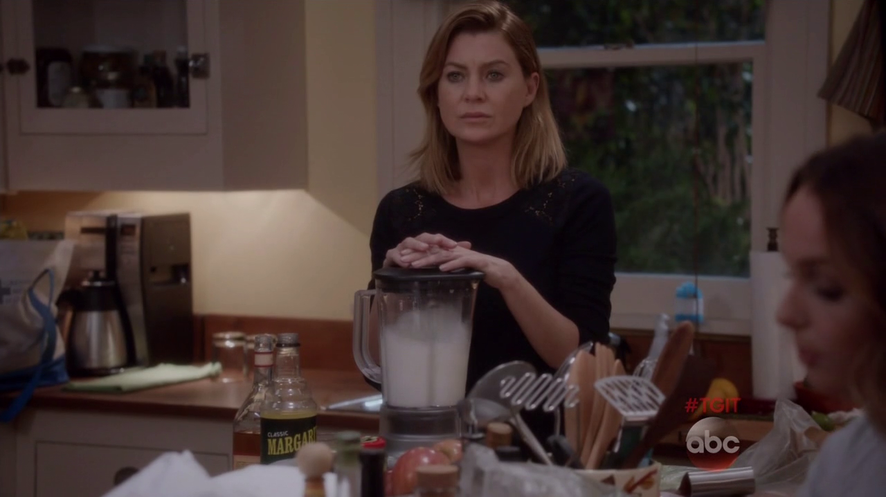 Grey's Anatomy Dinner 12x05