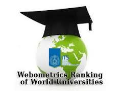 Peringkat Perguruan Tinggi di Indonesia versi Webometrics Edisi Juli 2012