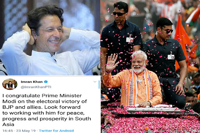 Narendra Modi Victory in The Lok Sabha