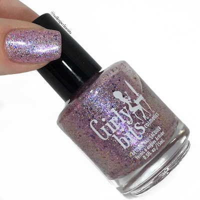 girly bits I licked it so it's mine february 2018 polish pickup sugar rush swatch