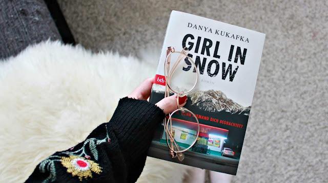 [Anzeige/Rezension] Girl in Snow - Danya Kukafka