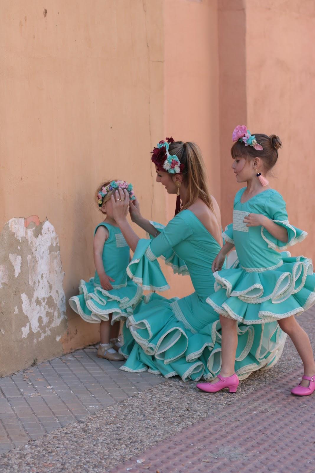 trajes flamenca bonitos