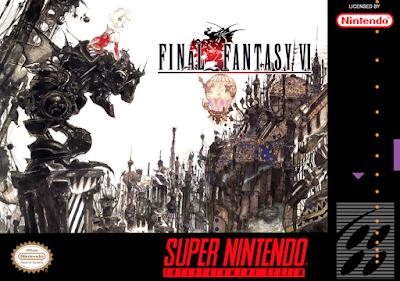 Rom de Final Fantasy VI - SNES - PT-BR - Download
