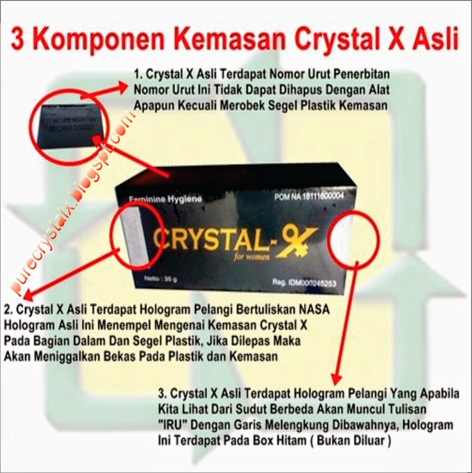 gambar lama kemasan crystal x
