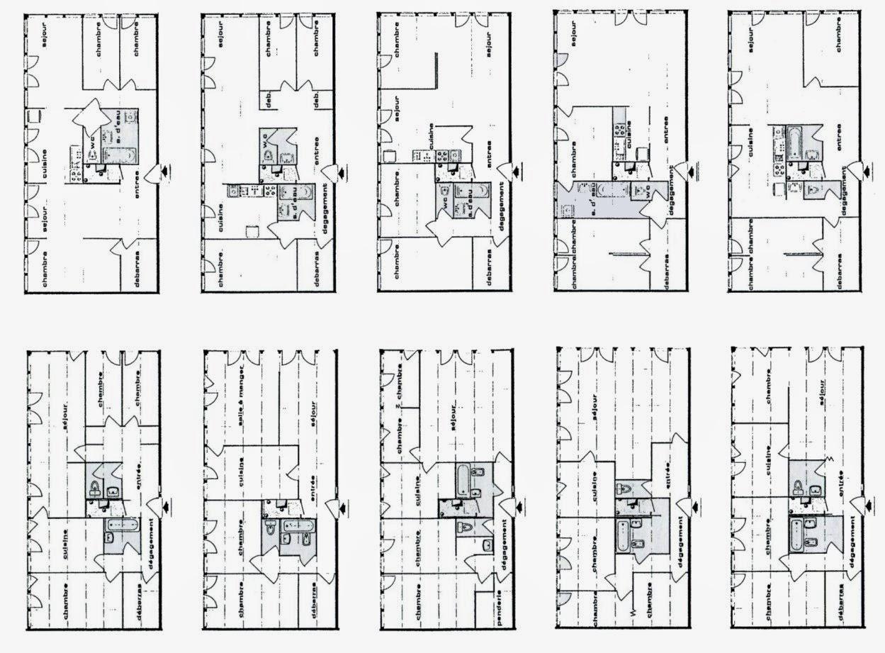 Laboratoire urbanisme insurrectionnel 1944 2014 70 années dhabitat public en france