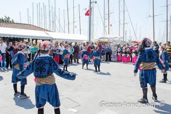 Efeler diyarı Ege'de folklor gösterisi, 15 Nisan turizm sezonu başlangıç etkinlikleri, Bodrum