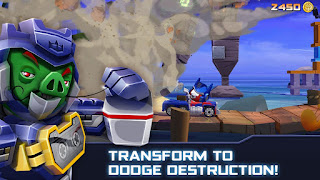 Angry Birds Transformers apk obb