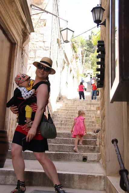 Lasten kanssa Hvar saarella Kroatiassa