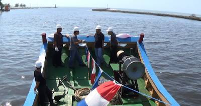 Dirjend Perikanan Tangkap Uji Kapal Peralon Pertama Di Indonesia