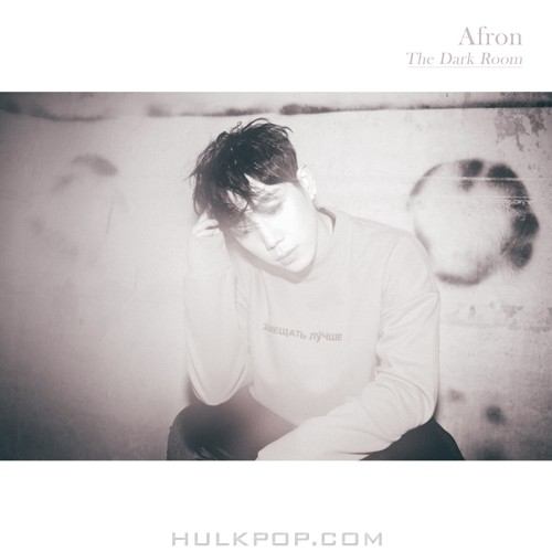 Afron – 캄캄한 방 – Single