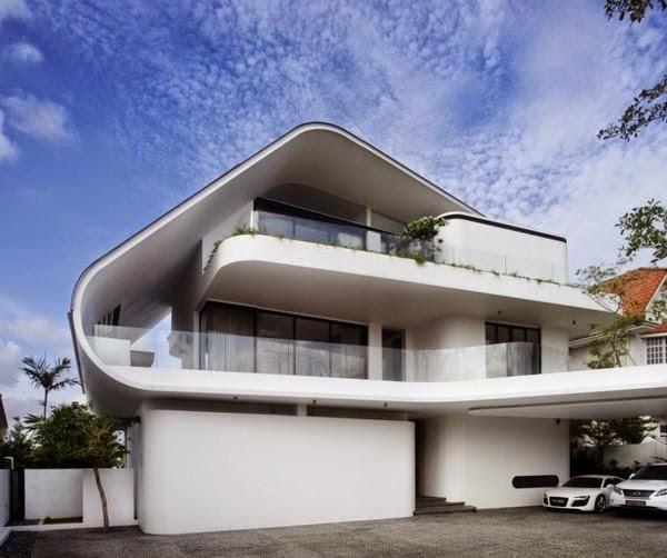 Unique Home Designs: Unique House Design With Luxury Ideas