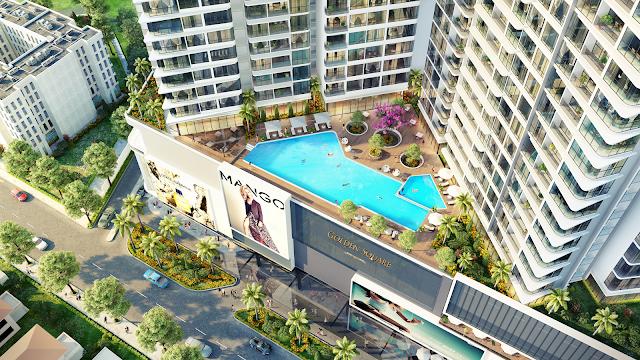 Không gian chung cư Golden Square
