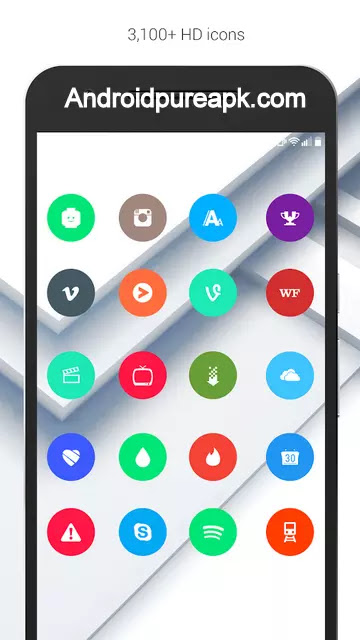 Material Things Lollipop Theme Apk