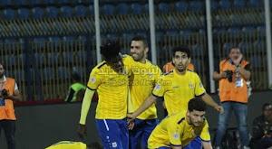 إنبي يتجنب الخساره من الإسماعيلي بالتعادل الاجابي في الدوري المصري
