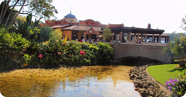 Epcot :  World Showcase : México