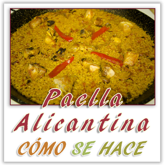 Paella A La Alicantina