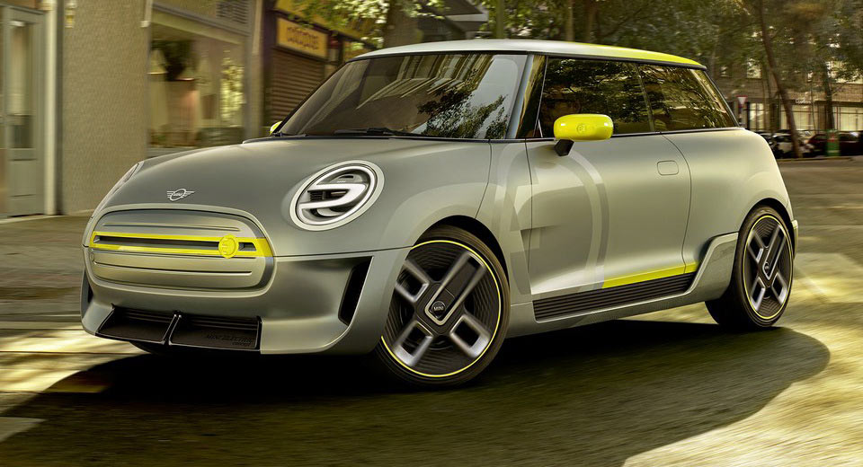 #LAAUTOSHOW: BMW Considers Transforming MINI Into An All Electric Brand