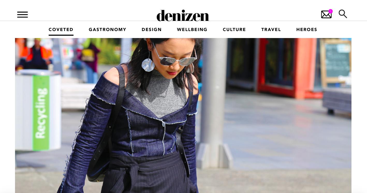 Nicole Ku | Nicrific Denizen Fashion Week