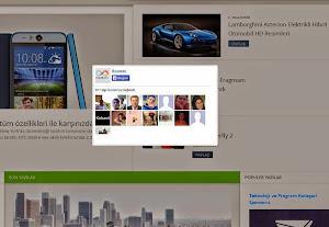 """Site Açıldığında """"Sayfayı Beğen"""" Butonu Nasıl Yapılır?"""