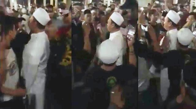 Nusron Wahid Beberkan Kronologis Persekusi di Masjid Luar Batang, Wudhu dan Shalat Diadang Massa
