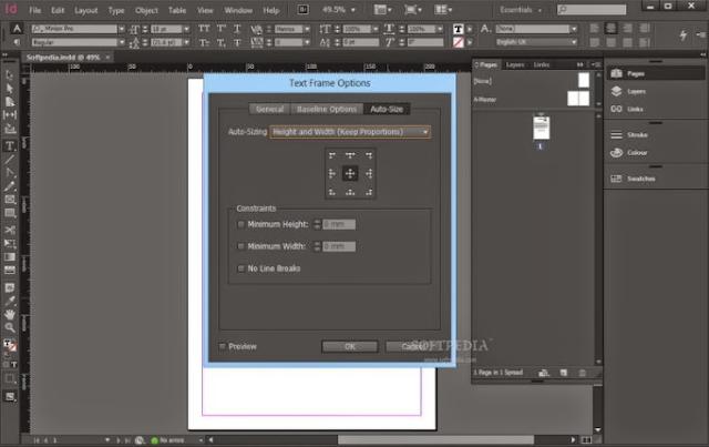 Download Adobe InDesign CC 2015.3 Full Version TERBARU
