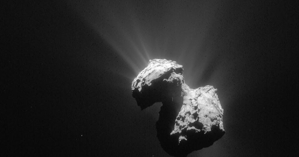 DIRETTA: il gran finale di Rosetta