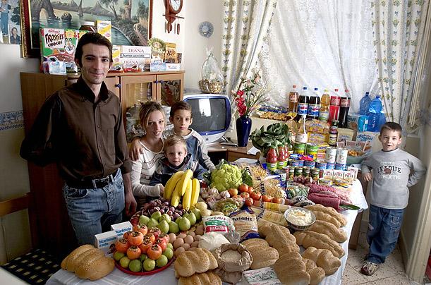 família italiana itália