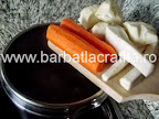 Racitura de porc preparare reteta (legumele)