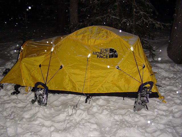 Winter Backpacking Gear